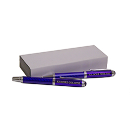Kilgore College Pen And Pencil Set