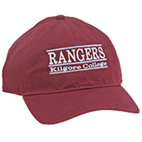 Cap Kc Rangers Bar Maroon