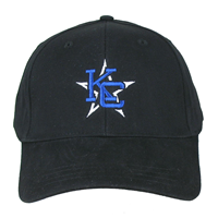Cap Kc Star Logo Black