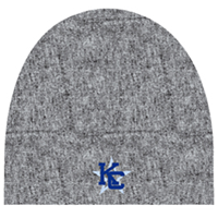 Kc Star Beanie Black Heather