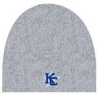 Kc Star Beanie Grey Heather