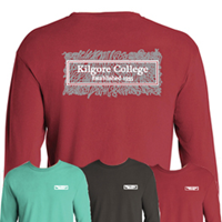 Kilgore College Long Sleeve Tee