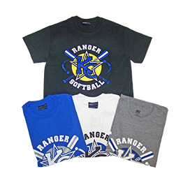 Kilgore College Softball Tee