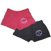 Kilgore College Ladies Shorts