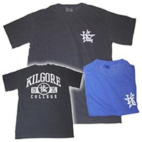 Kilgore College 1935 Kc Star Tee