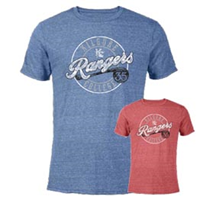 Kilgore College Rangers In Circle Tee