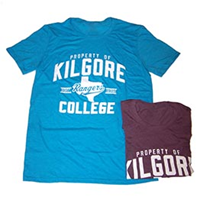 Property Of Kilgore College Tee